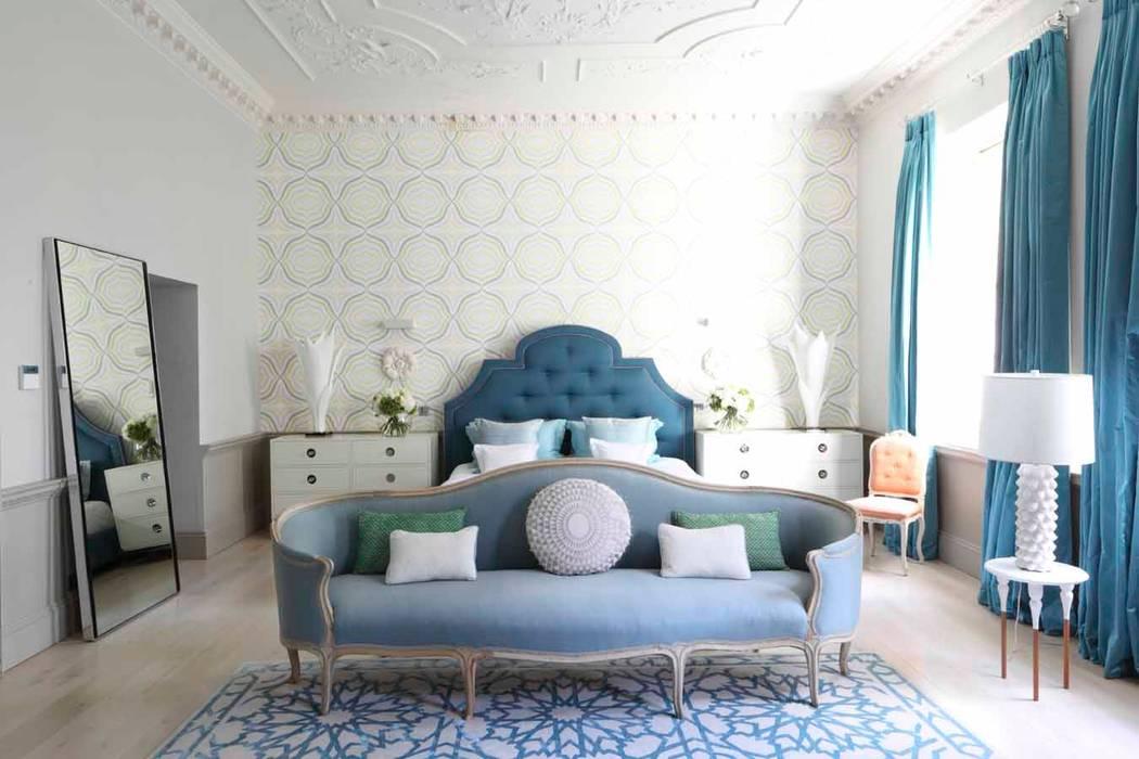 master bedroom: eclectic Bedroom by niche pr