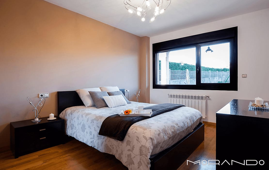 Rustieke & brocante slaapkamer door morando inmobiliaria | homify