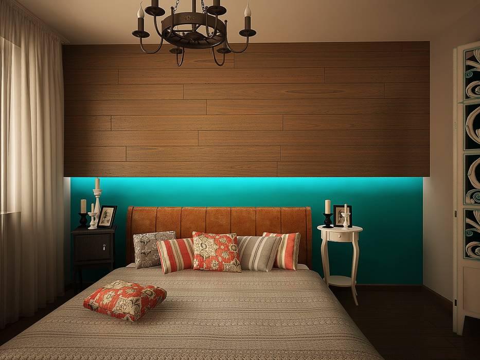 Спальная: Спальни в . Автор – anydesign