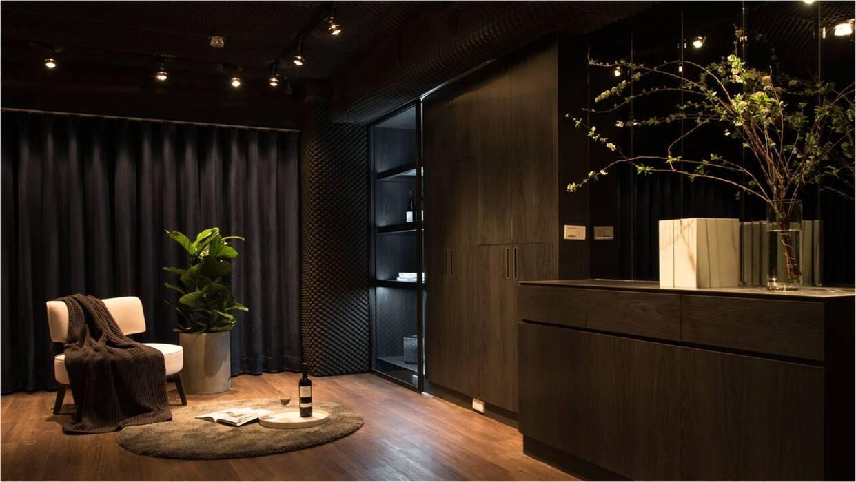招待所 根據 木皆空間設計 現代風