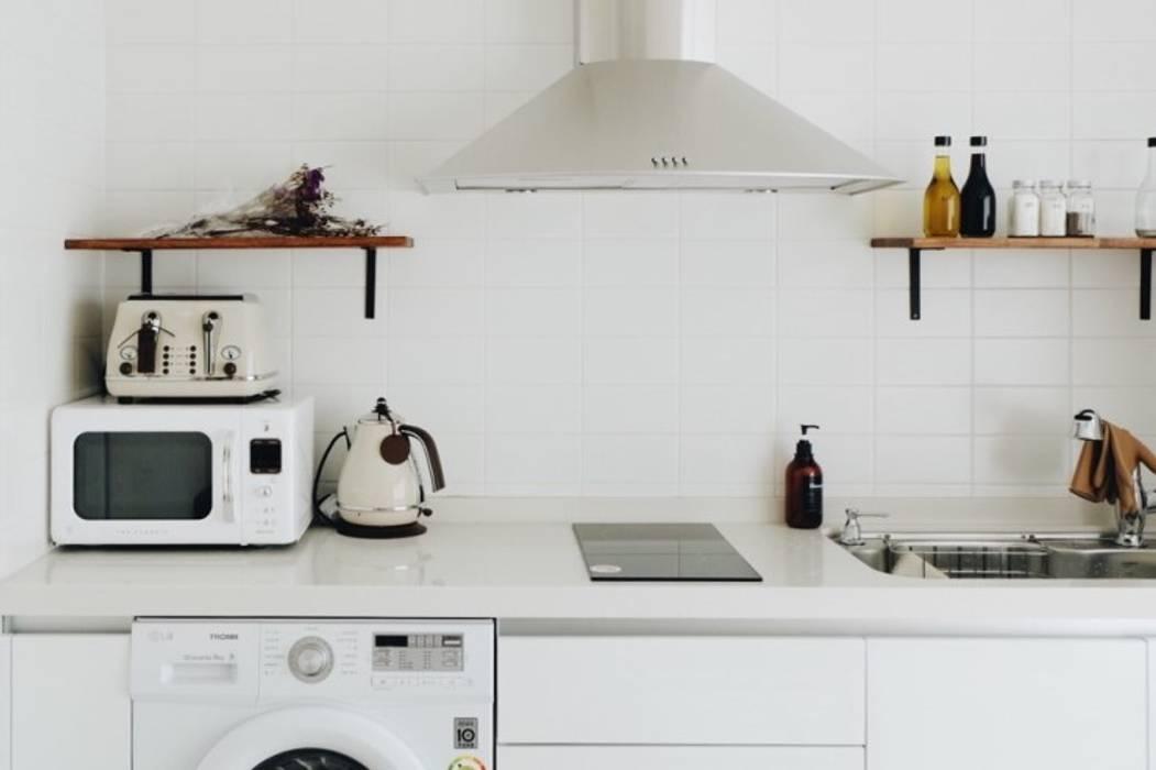 Cozinhas modernas por YP(Yellow Paper) Moderno