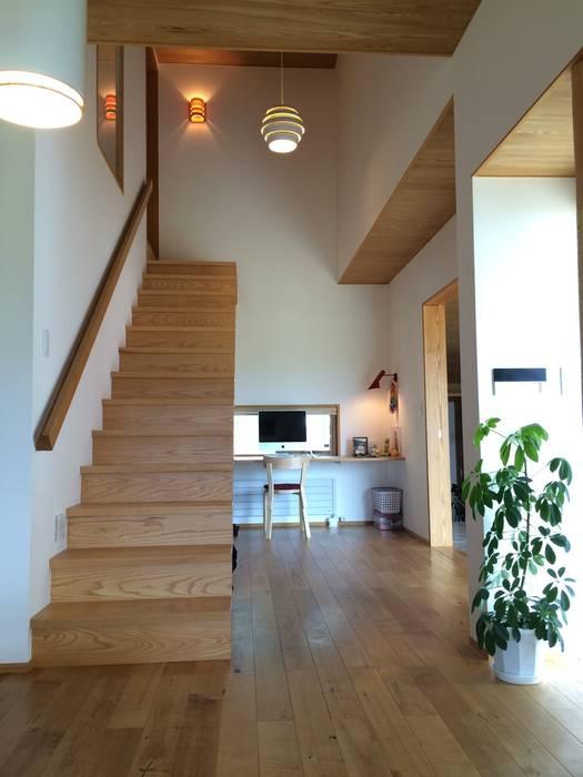 アトリエ・アースワーク Living room Wood White