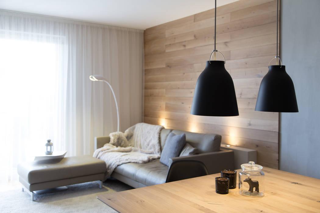 Wohnly referenzprojekt moderne wohnzimmer von wohnly modern ...