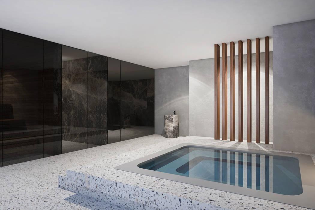 Pool by destilat Design Studio GmbH,