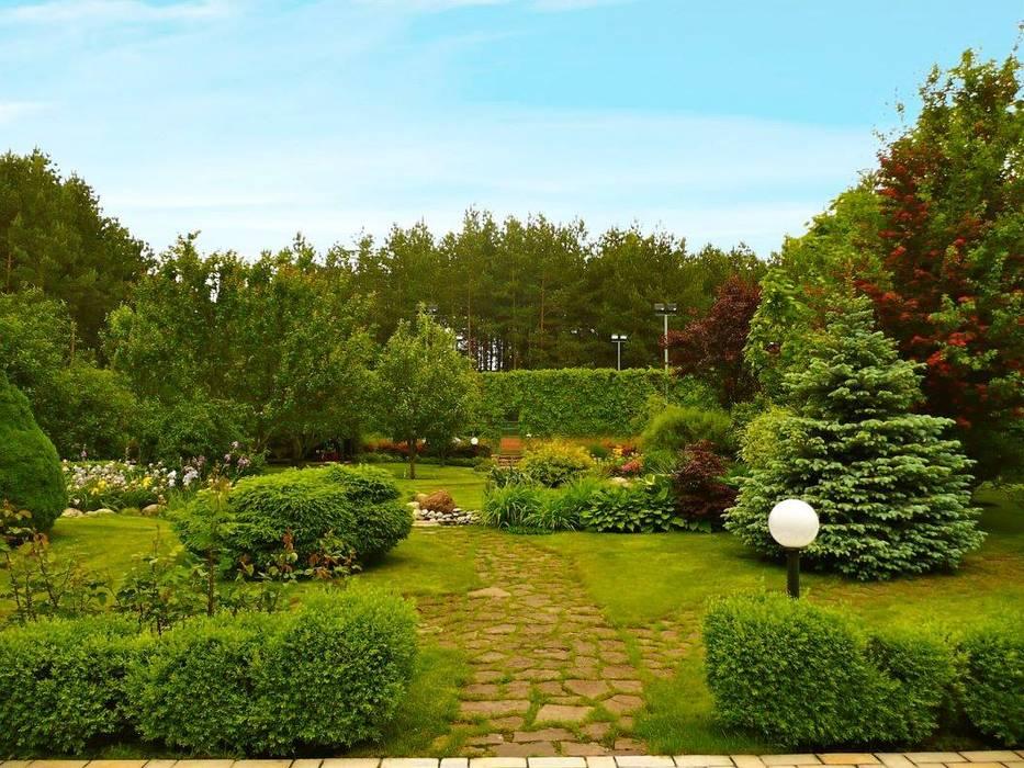 Декоративные элементы: Сады в . Автор – Укр Ландшафт Парк,