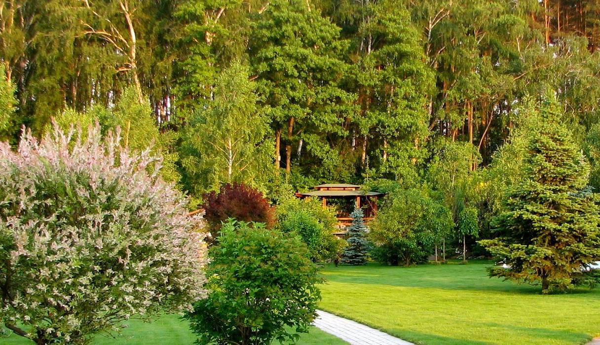 Джаст релакс: Сады в . Автор – Укр Ландшафт Парк