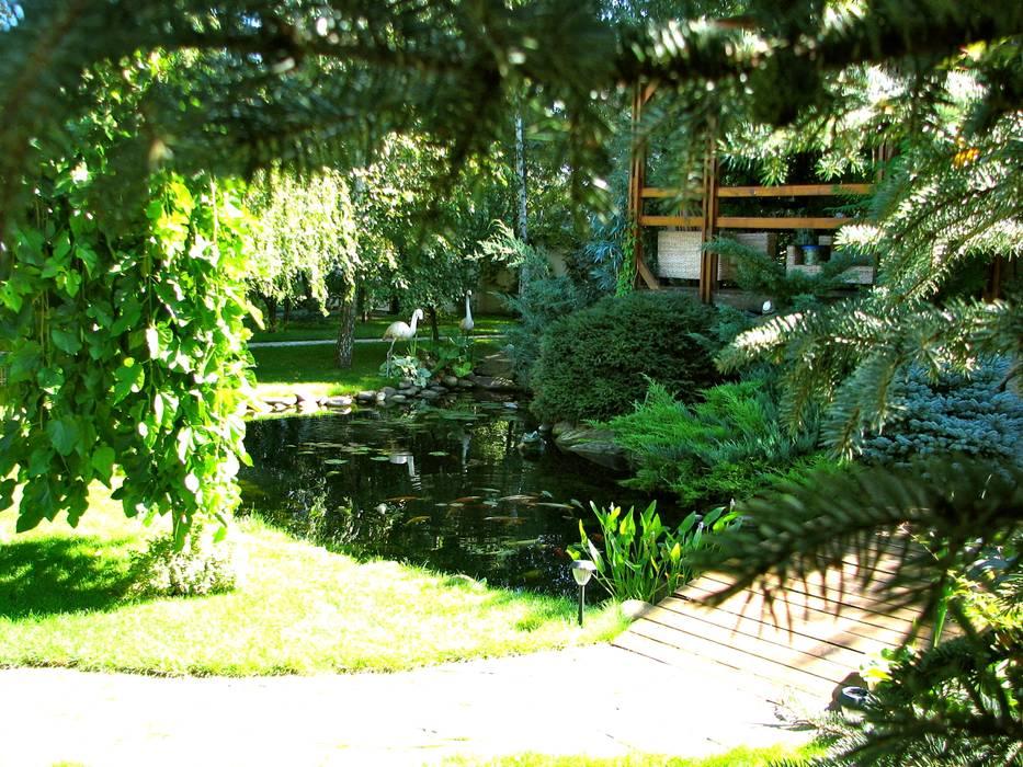 Ставка на естественность: Сады в . Автор – Укр Ландшафт Парк