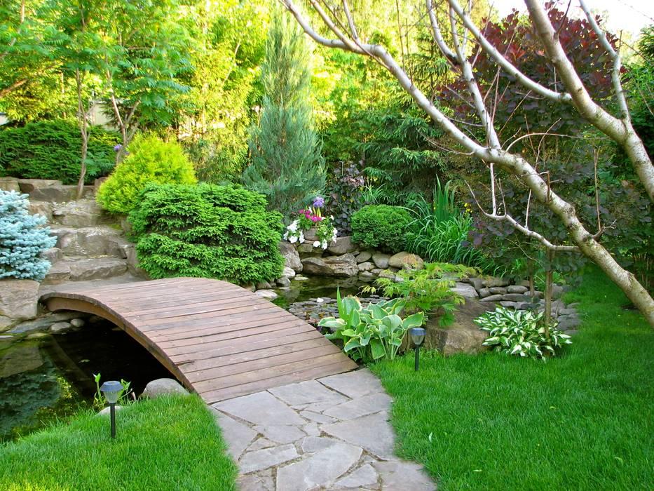 Союз двух стихий: Сады в . Автор – Укр Ландшафт Парк