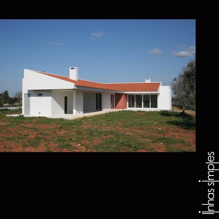 Linhas Simples Rumah Gaya Mediteran