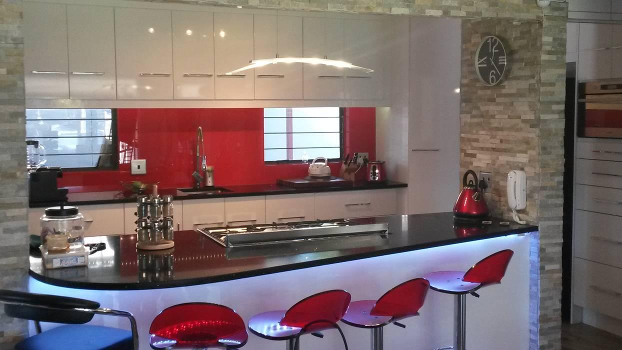 ห้องครัว โดย SCD Kitchens, โมเดิร์น ไม้ Wood effect