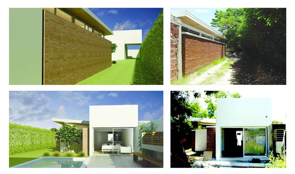 minimalist  by unoenseis Estudio, Minimalist