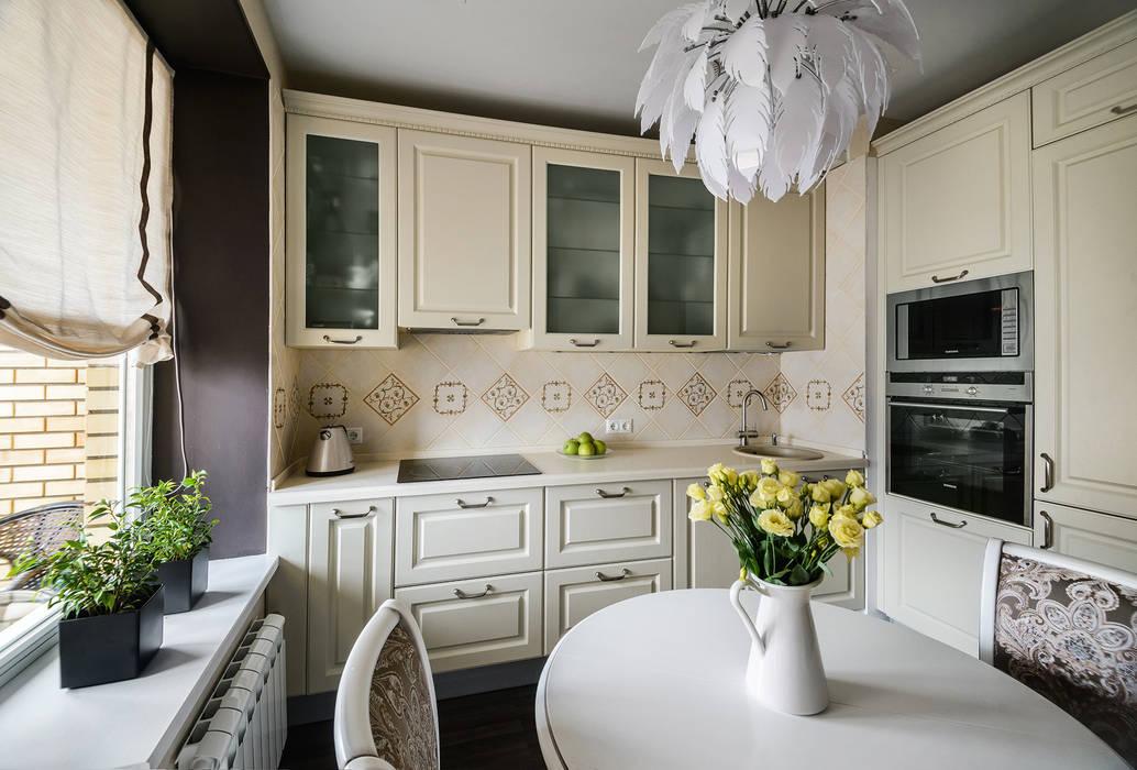 Кухня: Кухни в . Автор – Студия Анастасии Бархатовой