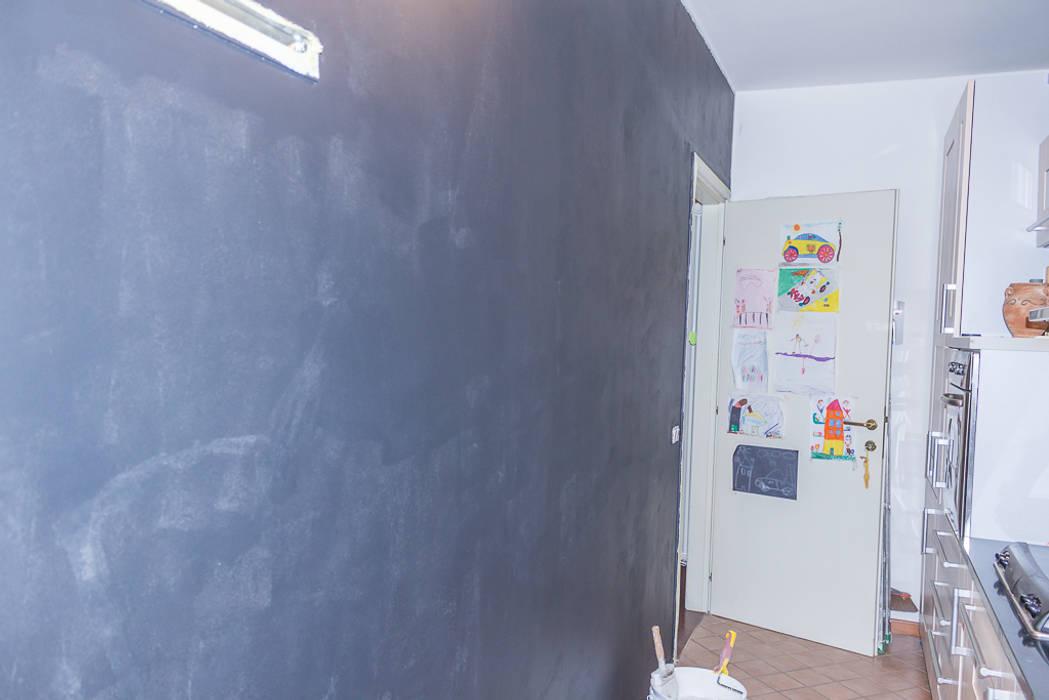 Anna Leone Architetto Home Stager Modern kitchen