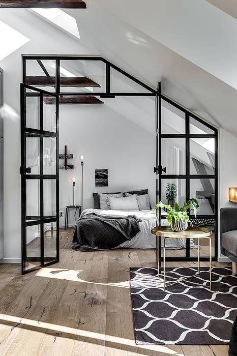 Schlafzimmer von Design for Love, Skandinavisch