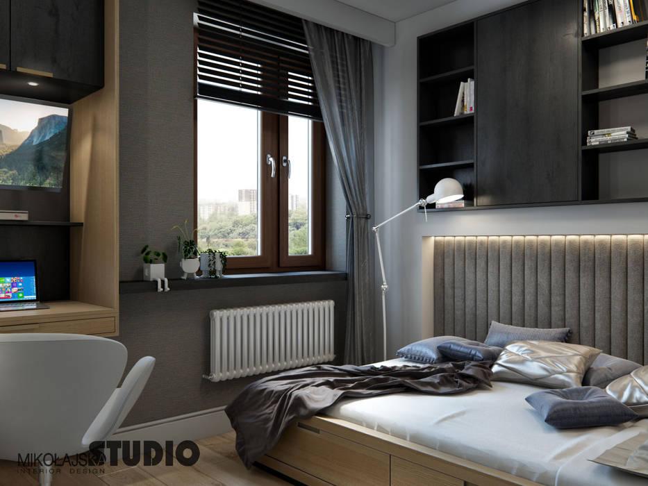 Kleine schlafzimmer kreativ gestalten: schlafzimmer von ...