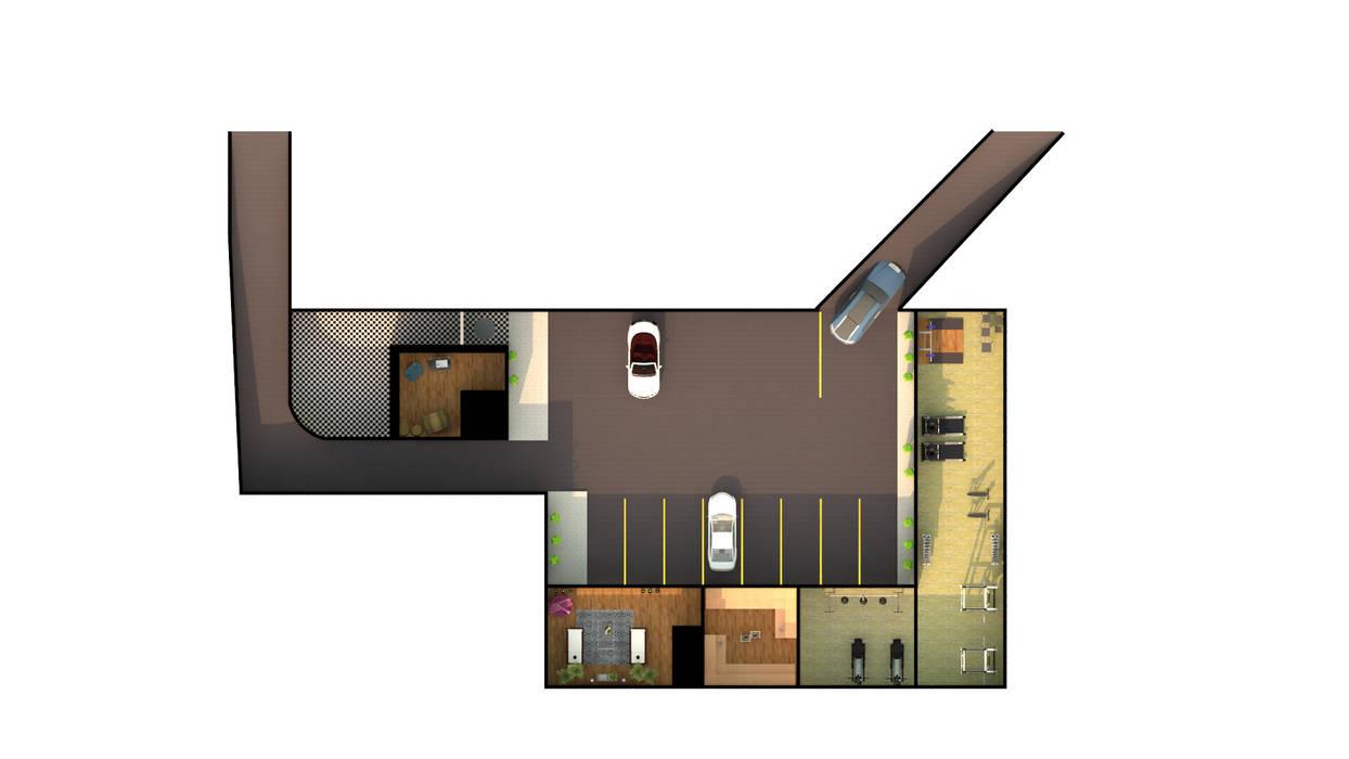 Modern houses by Interiorista Teresa Avila Modern