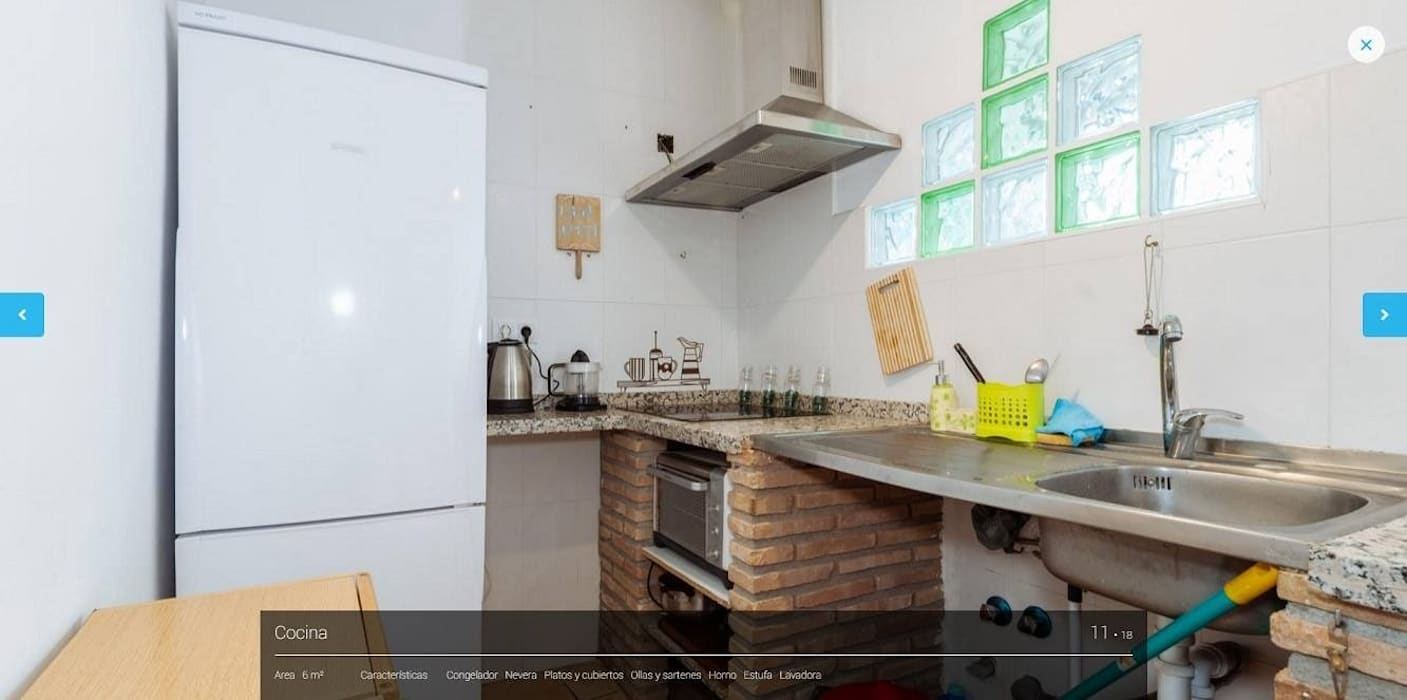 Cocina de estilo  por Marketing Inmobiliario - Home Staging