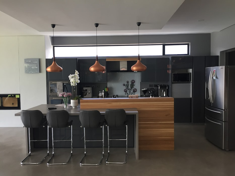 Dapur Modern Oleh Graftink Interior and Architectural Design Studio Modern