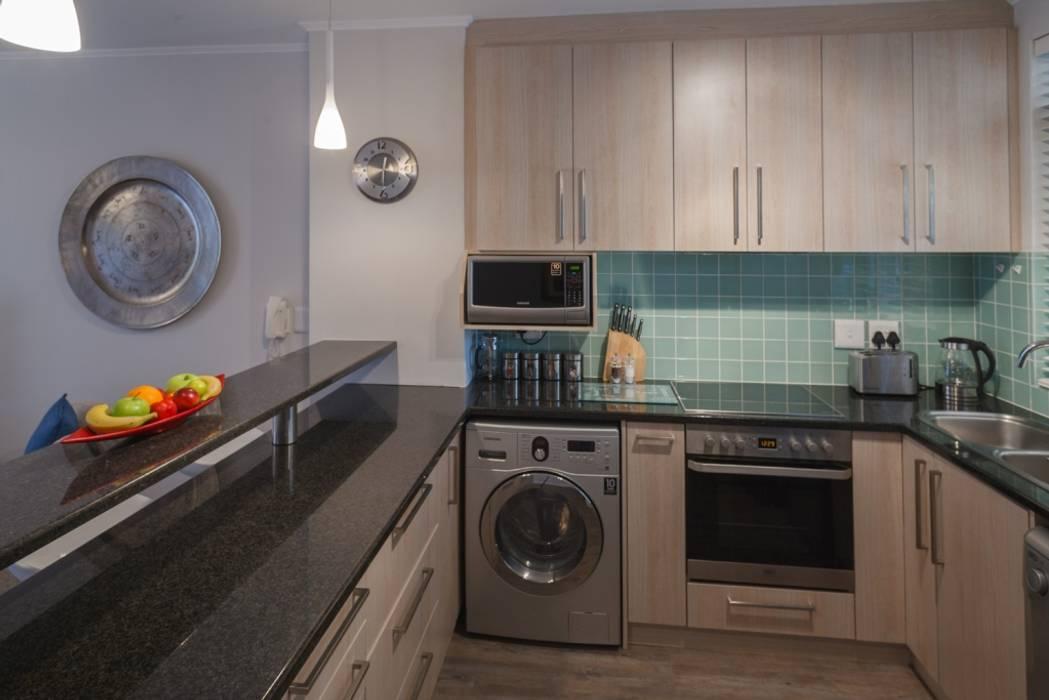 現代廚房設計點子、靈感&圖片 根據 Nailed it Projects 現代風