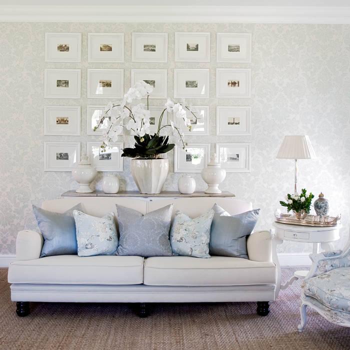 Salones de estilo clásico de Peter Thomas Interiors Clásico
