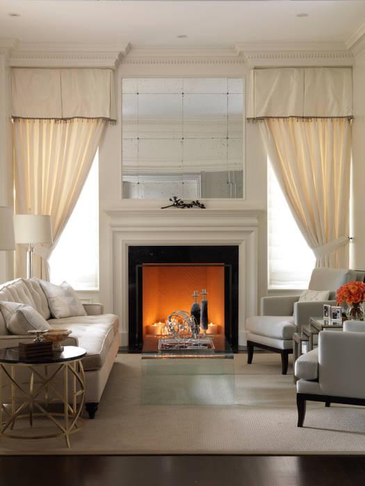 Living Room Classic style living room by Douglas Design Studio Classic