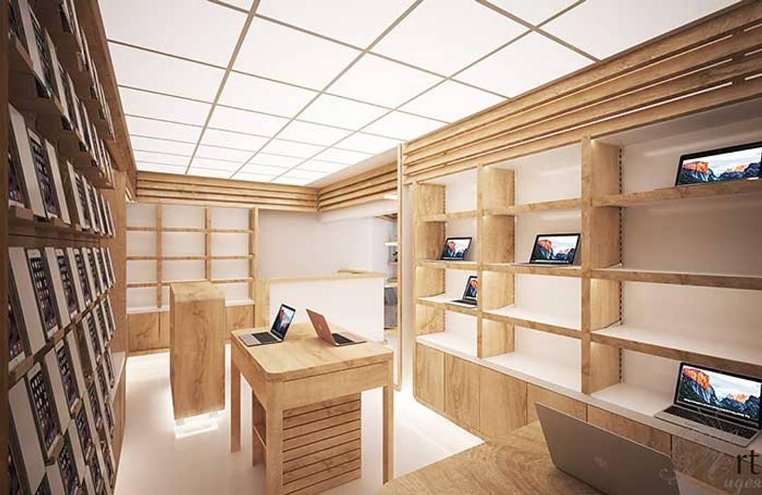 Магазин дизайн: Торговые центры в . Автор – Арт-Идея