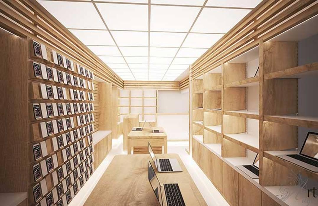 Apple store интерьер: Коммерческие помещения в . Автор – Арт-Идея