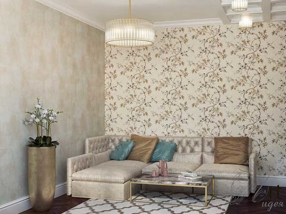 Дизайн интерьера спальни: Спальни в . Автор – Арт-Идея