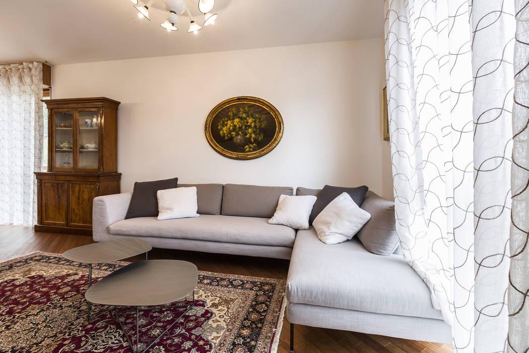 Ruang Keluarga Klasik Oleh Elia Falaschi Photographer Klasik
