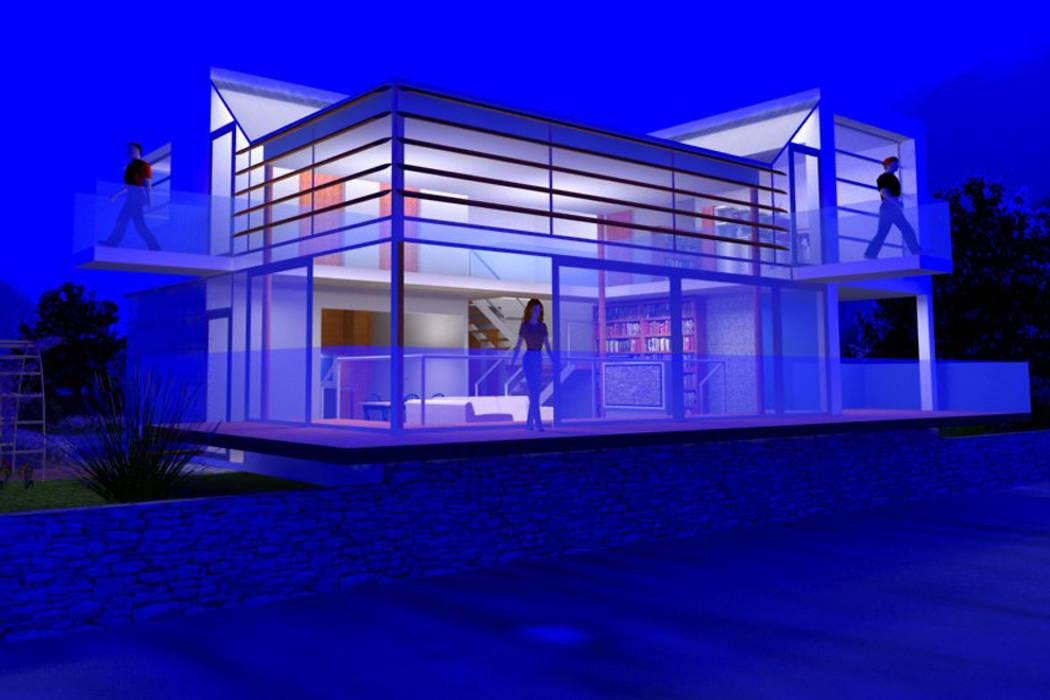 Ontwerp voor vrijstaande woning KE Architect