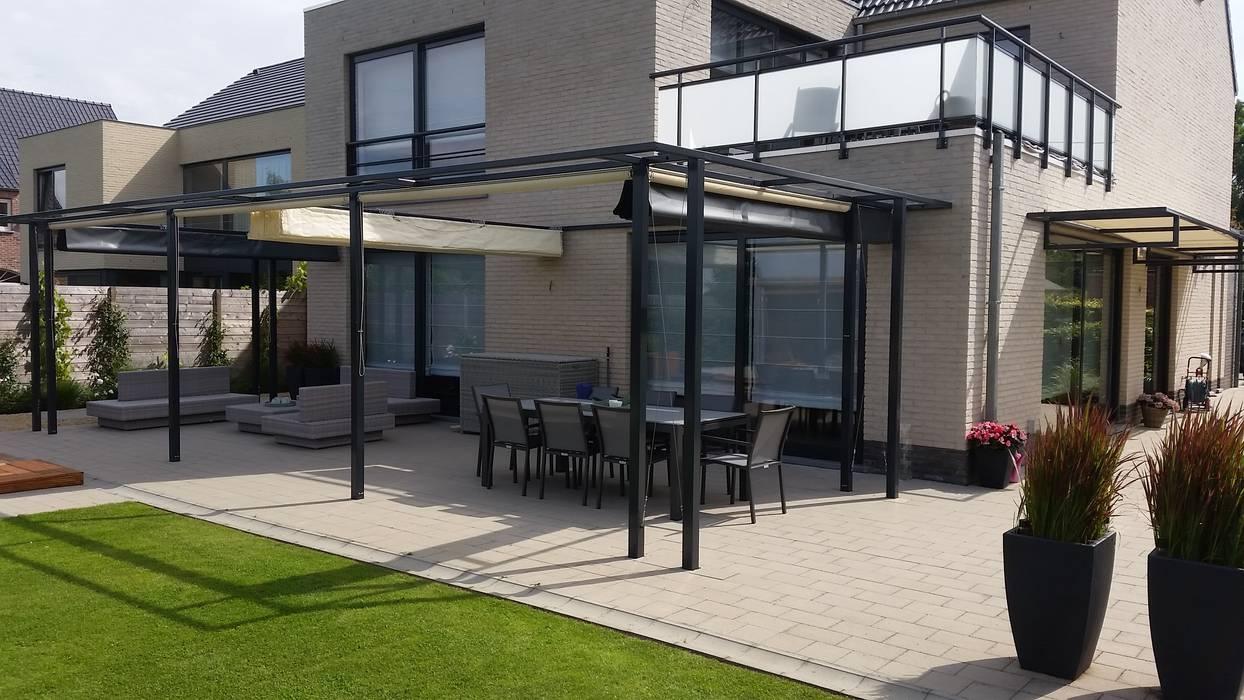 Verbazingwekkend Balkon, veranda & terrasse von bladgoud-tuinen, | homify AL-35