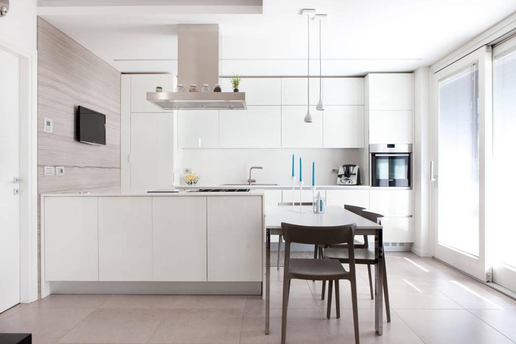 Cocinas de estilo  de Andrea Picinelli