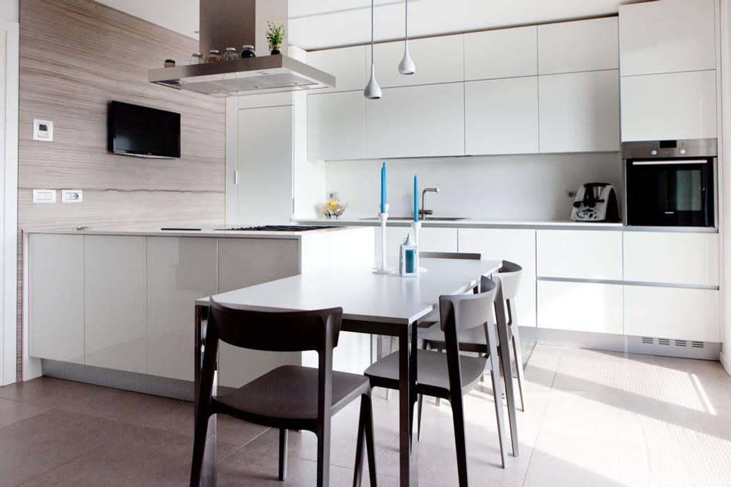 K4: Cucina in stile  di Andrea Picinelli,