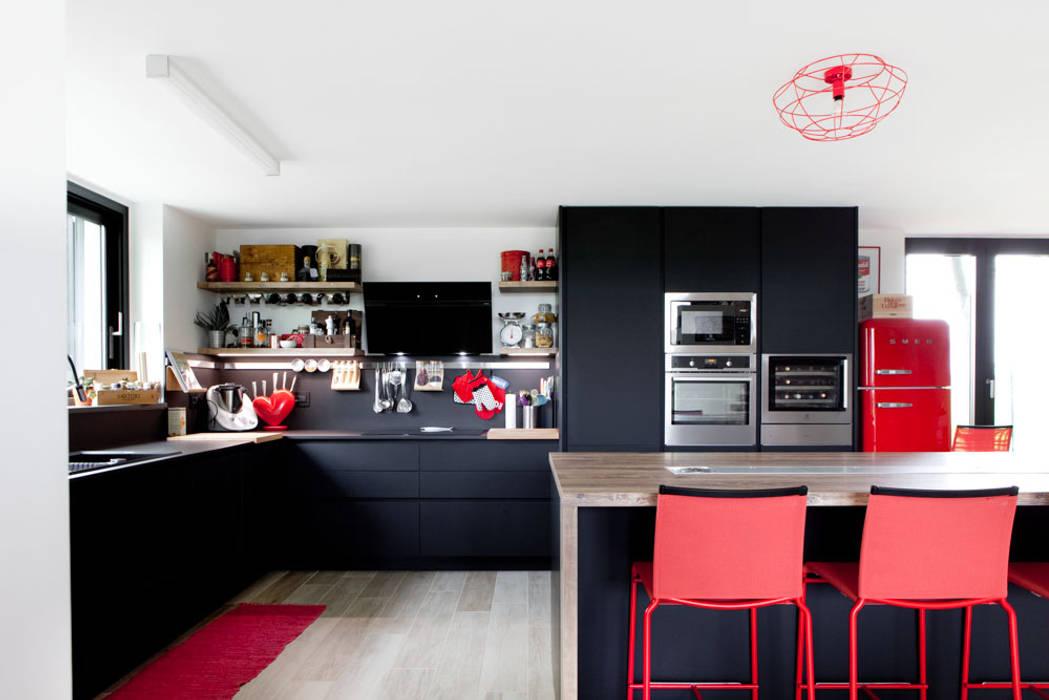 Кухни в . Автор – Andrea Picinelli, Лофт