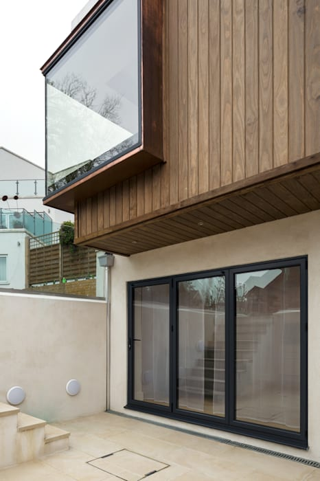 Arthur Road:  Houses by Frost Architects Ltd, Modern