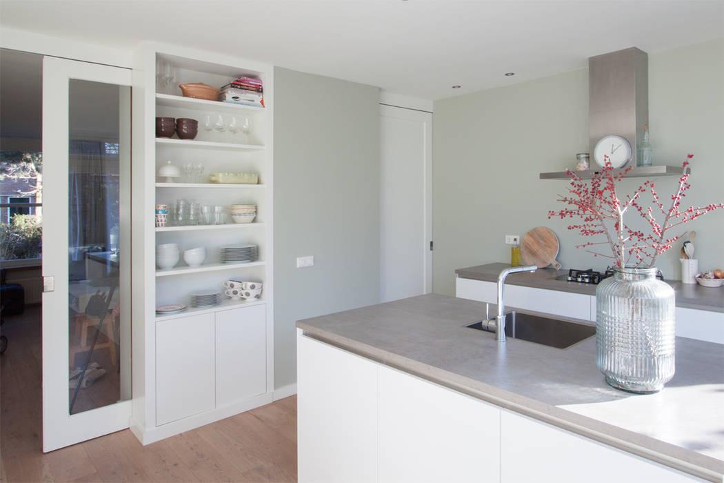 Keuken Uitbouw Design : Aanbouw jaren woning keuken door joolsdesign homify