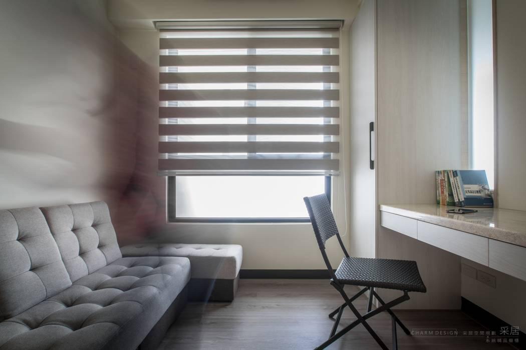 by 采居空間設計/系統傢俱 Scandinavian