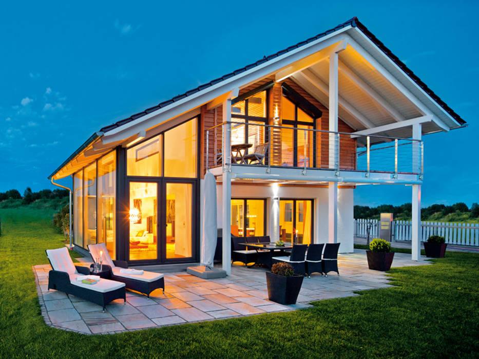 Casas modernas de Matula AG Moderno