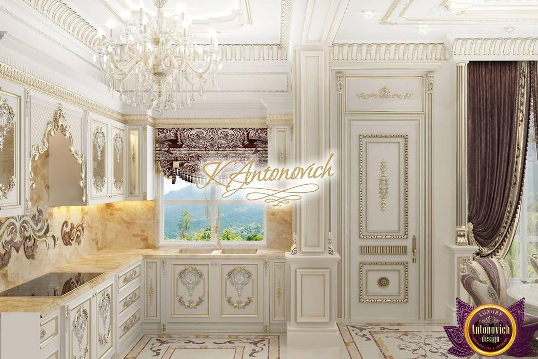 Kitchen Design Usa By Katrina Antonovich: Luxurious Kitchen Design From Katrina Antonovich: Kitchen