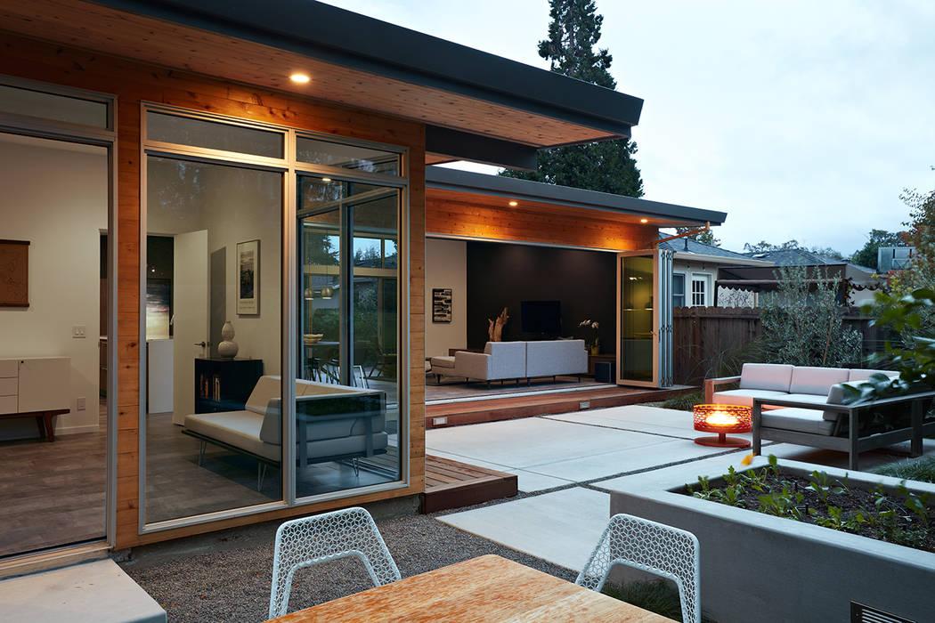 San Carlos Midcentury Modern Remodel Modern Houses by Klopf Architecture Modern