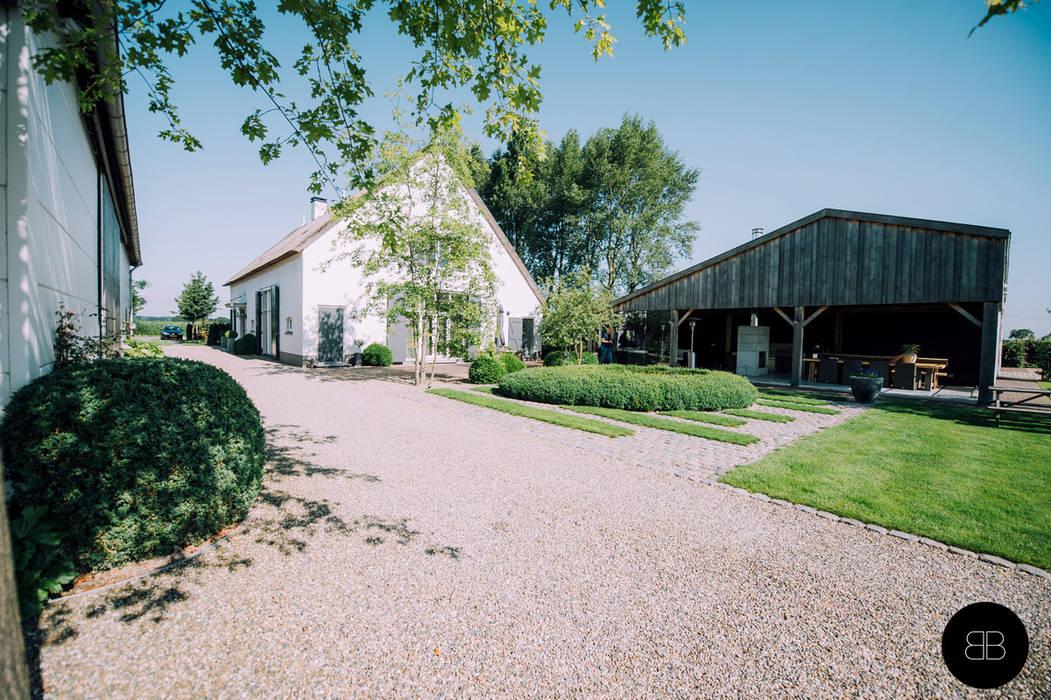 Buro Buitenom exterieurontwerpers Country style garden