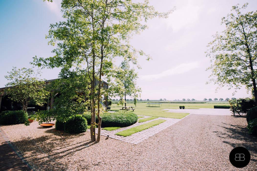 Buro Buitenom exterieurontwerpers Jardin rural