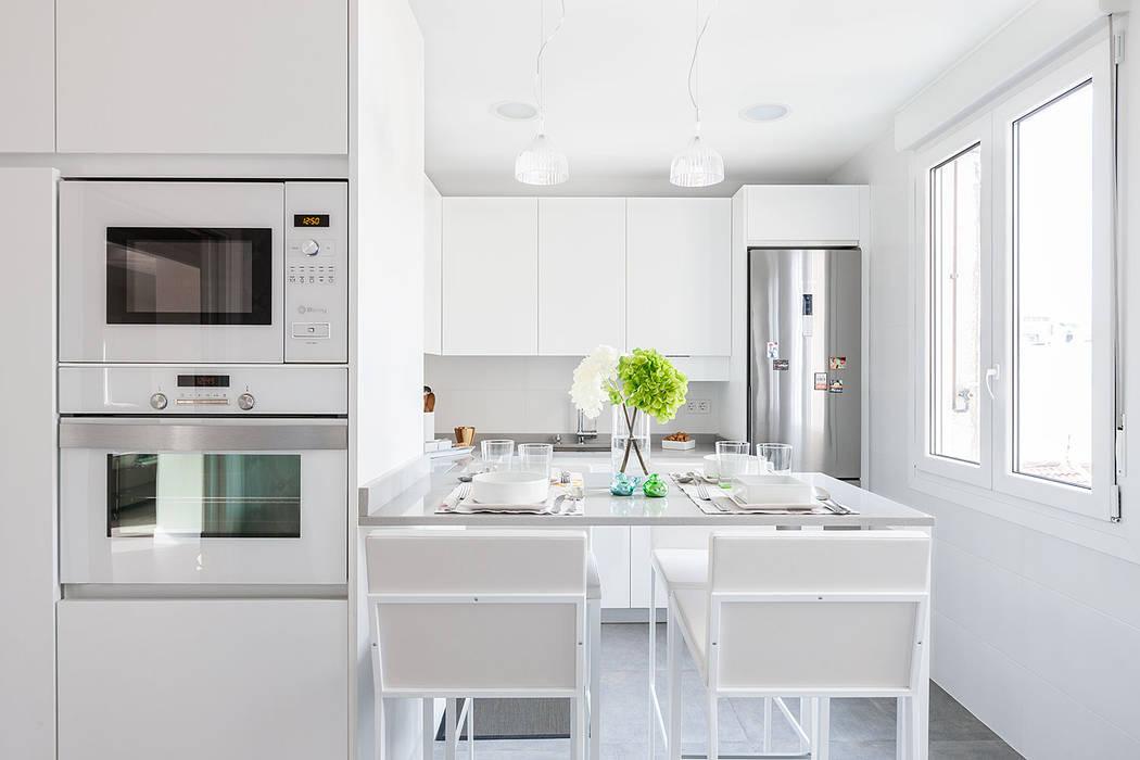 Cocina Basoa Decoración Modern kitchen