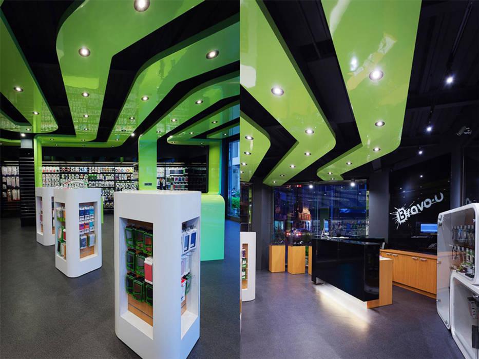 商店 根據 果仁室內裝修設計有限公司 現代風
