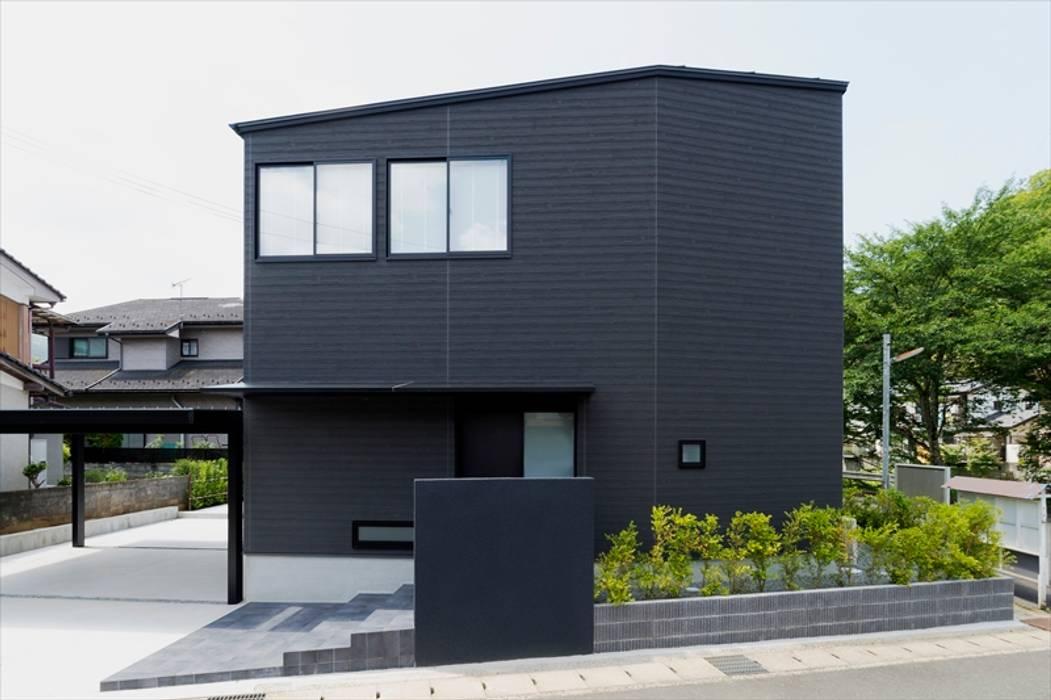 Air Living® Cな家 フォーレストデザイン一級建築士事務所 モダンな 家