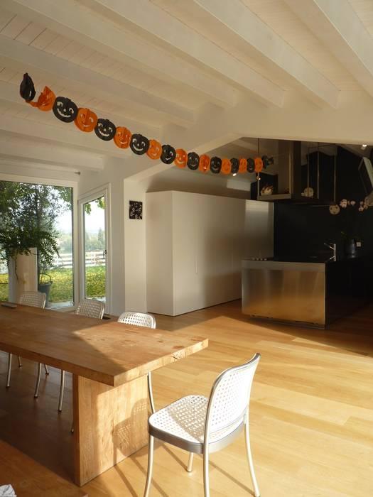 Eusebi Arredamenti Minimalist dining room