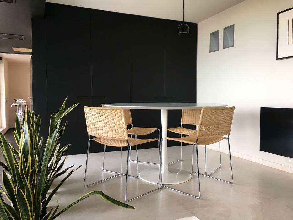 Cocinas de estilo minimalista de Eusebi Arredamenti Minimalista