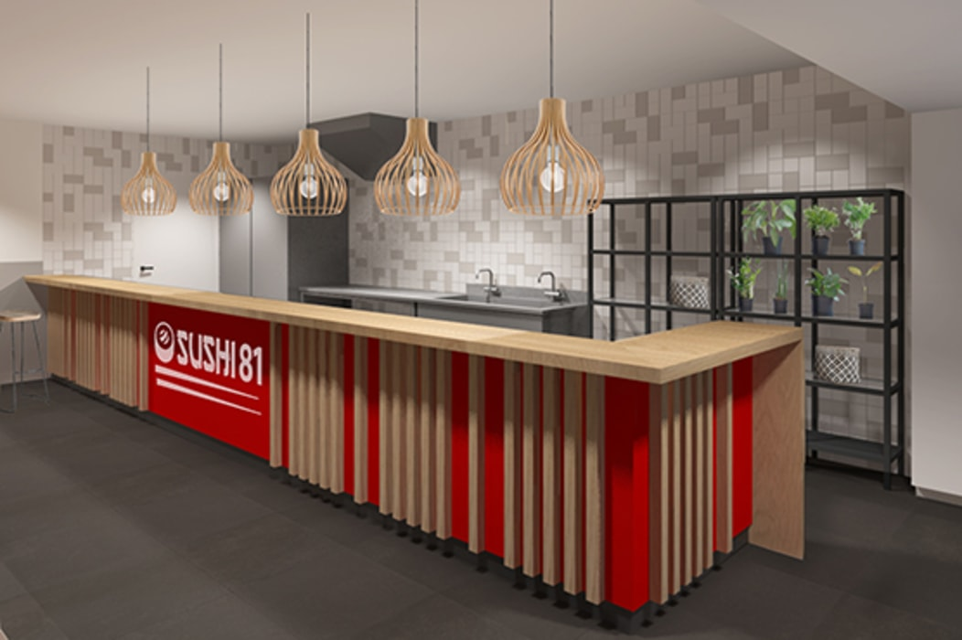 Modern gastronomy by Anne-Carien Interieurarchitect Modern