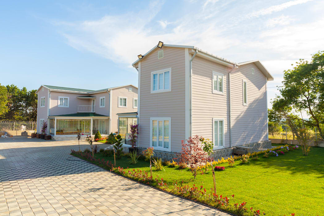 Skandinavische Häuser von Villa Prefabrik Yapı Skandinavisch