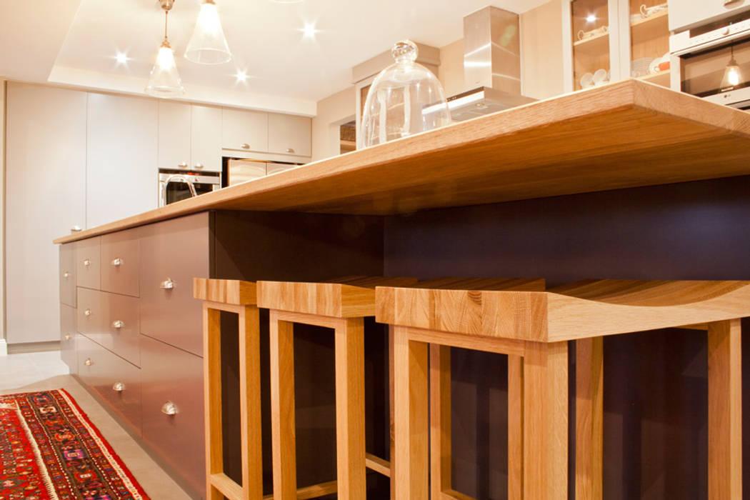 Cuisine de style  par Black Canvas Architectural Interiors,